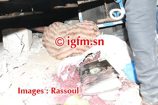 PHOTOS Accident mortel au Pont de l'Emergence (Images sensibles)