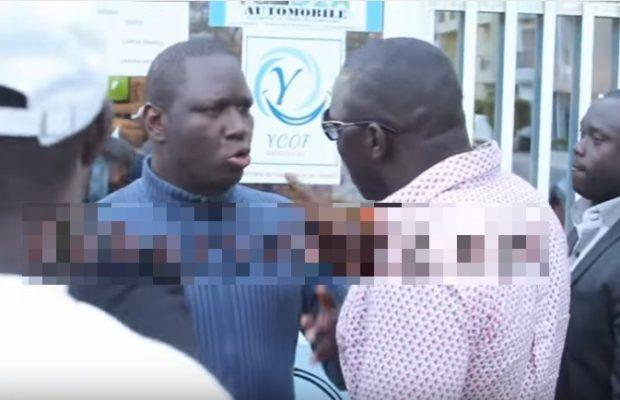 La vidéo de la « bagarre » de Salam Diallo. Regardez ! Yow gay diaggga