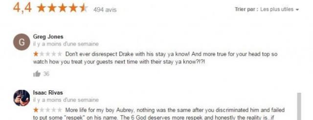 Drake victime de racisme à Coachella ? La photo polémique
