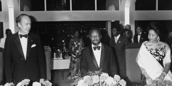 Comment un Président Français a enceinté la femme d'un président africain !