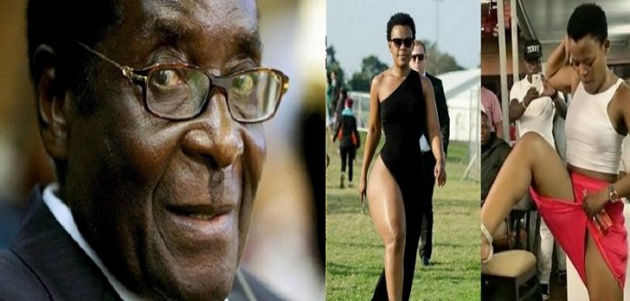 Zodwa Wabantu :« Robert Mugabe sait que je ne porte pas de slip »