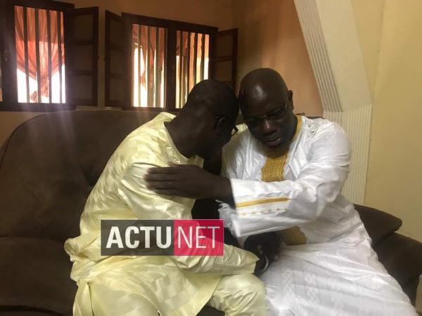 C'est la paix entre Mamadou Mouhamed Ndiaye et Ahmed Aïdara