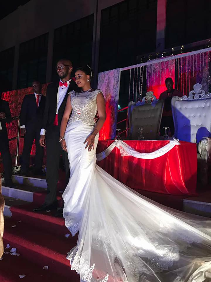 EN IMAGES. L'INCROYABLE MARIAGE DE La Championne d'Afrique en taekwondo Aminata Makou Traoré……, Tout ce que vous n'avez pas vu en Images