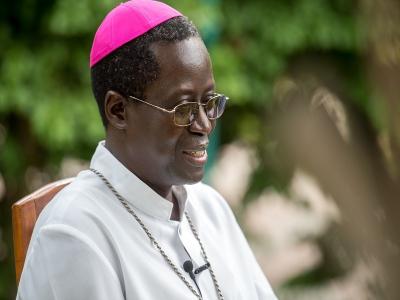 Commémoration de la Toussaint : Mgr Benjamin Ndiaye préside la cérémonie à Saint Lazare
