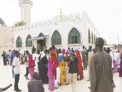 A 48h de la célébration du grand Magal : Touba commence à accueillir ses premiers pèlerins