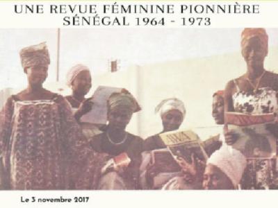 Revue féminine pionnière (1964 -1973) : Les archives de « Awa » désormais numérisées
