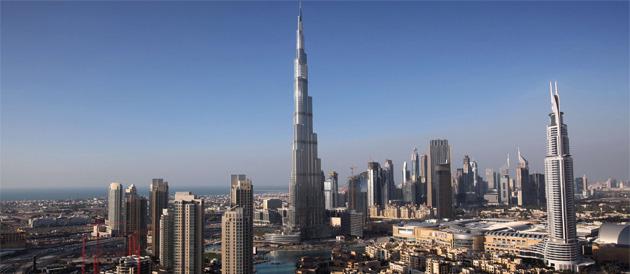 Duba va construire une tour plus haute que la burj khalifa - Hauteur plus grande tour dubai ...