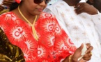 Photos: Voici la femme qui dorlote le ministre des finances Amadou Ba