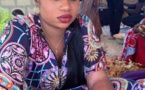 Modou Mbaye s'affiche avec sa dulcinée Awa Ndiaye