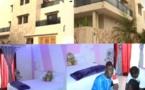 Vidéo: Dans l'intimité de Eumeu Sène, regardez sa belle maison..!