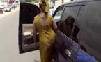 Regardez La femme du policier Assane Diallo dans sa belle 4×4