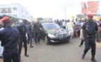 Vidéo: revivez l'arrivée du Khalife à Dakar. Regardez!