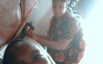 Demba Guissé en bonne intimité avec sa Drianké