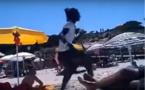 Italie: Incroyable inspiration d'un « modou modou » pour vendre sa marchandise ( vidéo)