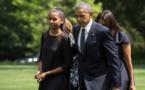 La plus jeune fille d'Obama, Sasha est enceinte de 3 mois