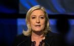 France: si élue, Le Pen interdirait le port de la kippa dans l'espace public