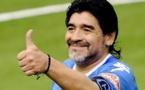 APRES LA COTE D'IVOIRE ET L'AFRIQUE DU SUD : Diégo Maradona au Sénégal en décembre…