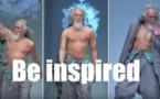 À 80 ans, il devient mannequin