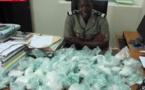 DROGUE DURE : La Douane de Saint-Louis intercepte 18 kg de méthamphétamine d'une valeur de 2 milliards 574 millions FCFA
