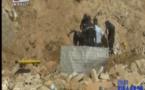 Vidéo- Mermoz: Un bâtiment tombe et tue quatre personnes et fait deux blessés…Regardez