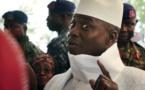Jammeh accepte de rendre le pouvoir dans 6 semaines…