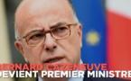 France: Bernard Cazeneuve nouveau premier ministre apres la demission de Valls