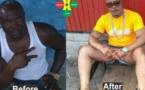 PHOTOS - Le boxeur ghanéen Bukom Banku : « Déçu d'être noir, j'ai enfin réussi à devenir blanc »