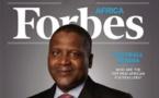FOIRBES 2016: deux Africains figurent dans la liste des plus influents au monde