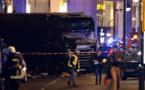 ATTENTAT A BERLIN: un camion fonce dans la foule, plusieurs morts