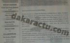 SENEGAL- ESCROQUERIE: Une plainte contre Sidiki Diabaté