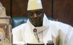 Urgent Vidéo: Jammeh vient de faire une déclaration à la télé « Je ne quitterai pas le pouvoir, je vais voir ce que la CEDEAO peut faire »