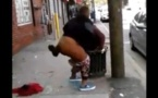 VIDEO - Scandale:Une femme tente de violer un homme en public