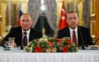 La Turquie et la Russie s'entendent sur un cessez-le-feu en Syrie