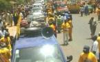 Frayeur à Banjul, le cortège du président élu stoppé par la police