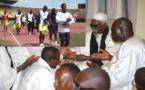 CAN. Le Khalife Général des mourides prie pour les Lions