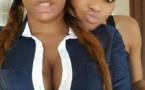 PHOTOS - En mode fofolle avec ses sœurs , Soumboulou Bathily expose sa belle poitrine…