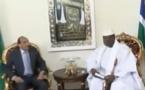Vidéo – Gambie: La rencontre entre Yahya Jammah et le Président Ould Abdel Aziz