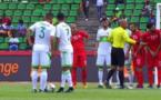 Suivez en direct le Match Algérie Tunisie