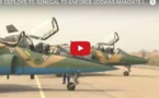 Vidéo : Le Nigeria Air Force Débarque À Dakar Avec Ses Avions…