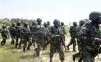Urgent: Des soldats gambien viennent de rejoindre les soldats de la Cedeao