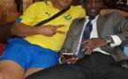 """PHOTOS - Incroyable mais vrai! Pour avoir servi du """"Thiéboudieune"""" aux joueurs de l'équipe nationale du Gabon, un Sénégalais arrêté"""