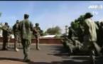 Incroyable: Regardez comment les soldats gambiens accueillent les soldats sénégalais