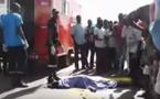 COLOBANE : un voleur écrasé en plein course