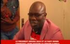 Vidéo- défaite des lions Ahmed Aidara ironise les sénégalais « on de l'avenir jusqu'à quand… » Regardez