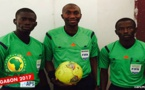 CAN 2017 : un trio sénégalais désigné pour arbitrer Burkina Faso- Egypte, mercredi