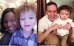 Une Nigériane unique femme noire au monde à avoir 2 bébés blancs