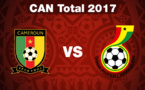 CAN 2017: Qualification du Cameroun face au Ghana