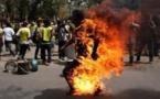 Drame en Gambie : un Sénégalais se brûle vif