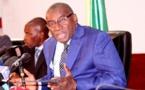 Sidiki Kaba: «Le magistrat Déme ne peut être sanctionné que par ses pairs»