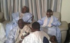 PHOTOS - le Président Abdou Diouf a rendu visite au Khalif General des Mourides